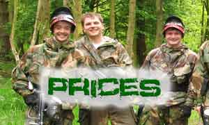 low paintball prices