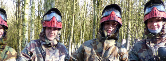 paintball chorley group