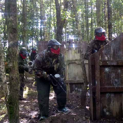 google review red paintball players